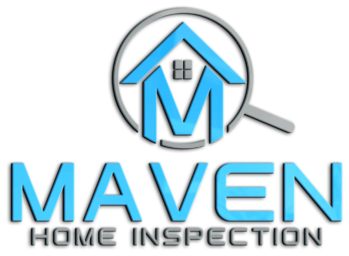Maven Home Inspections Logo