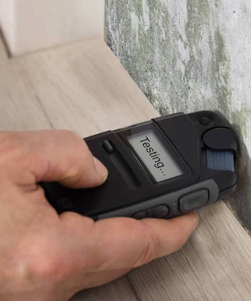 Moisture meter home inspection services