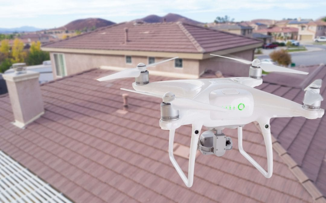 5 Reasons to Hire a Home Inspector Who Uses a Drone